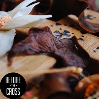 Before the Cross: Events of the Holy Week