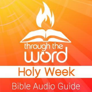 Death & Back Again   Holy Week in Jesus' Footsteps