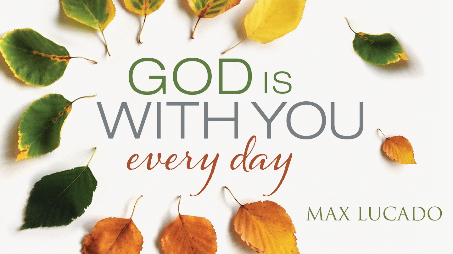 God is with You Every Day