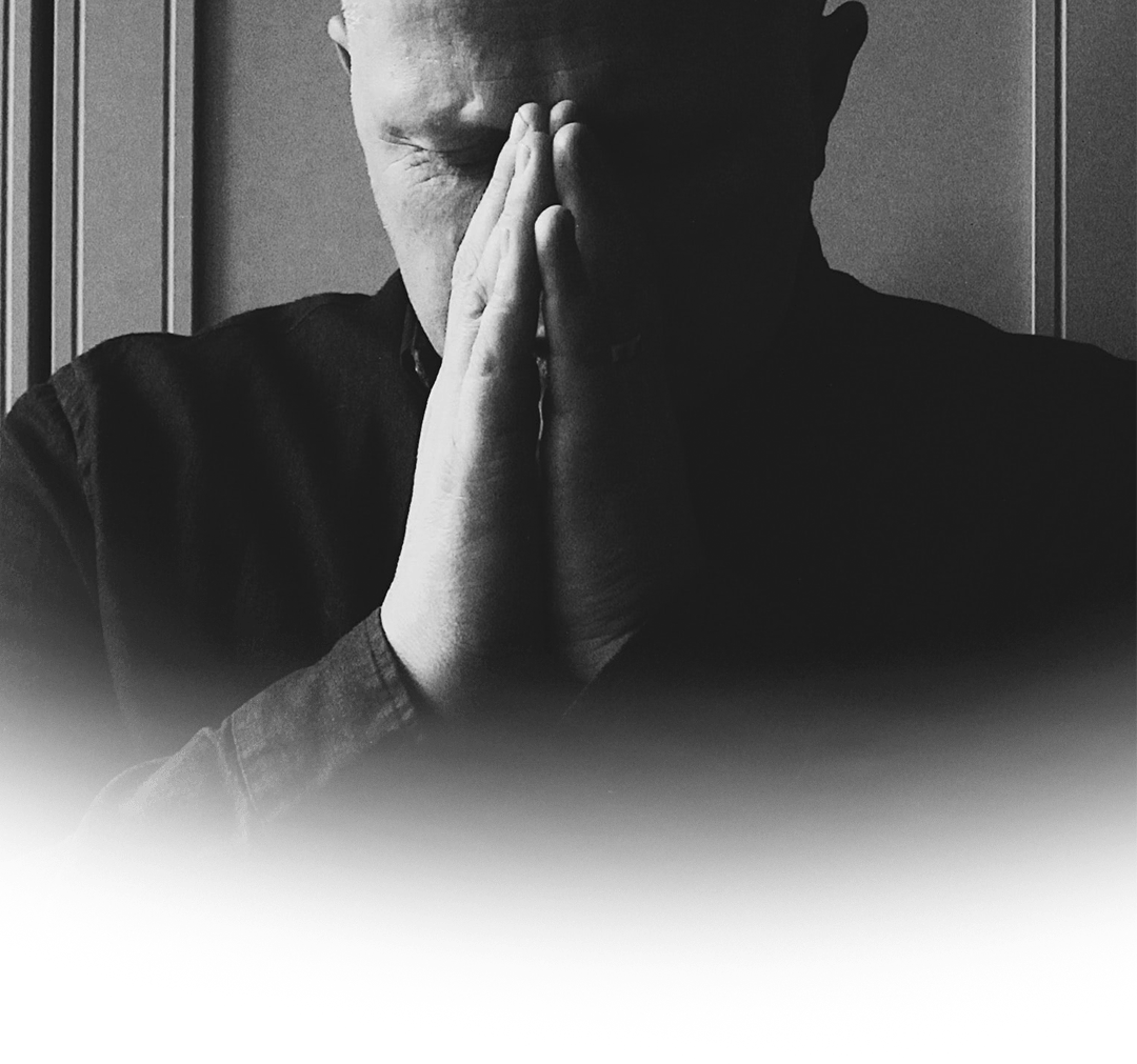 기도하는 사람