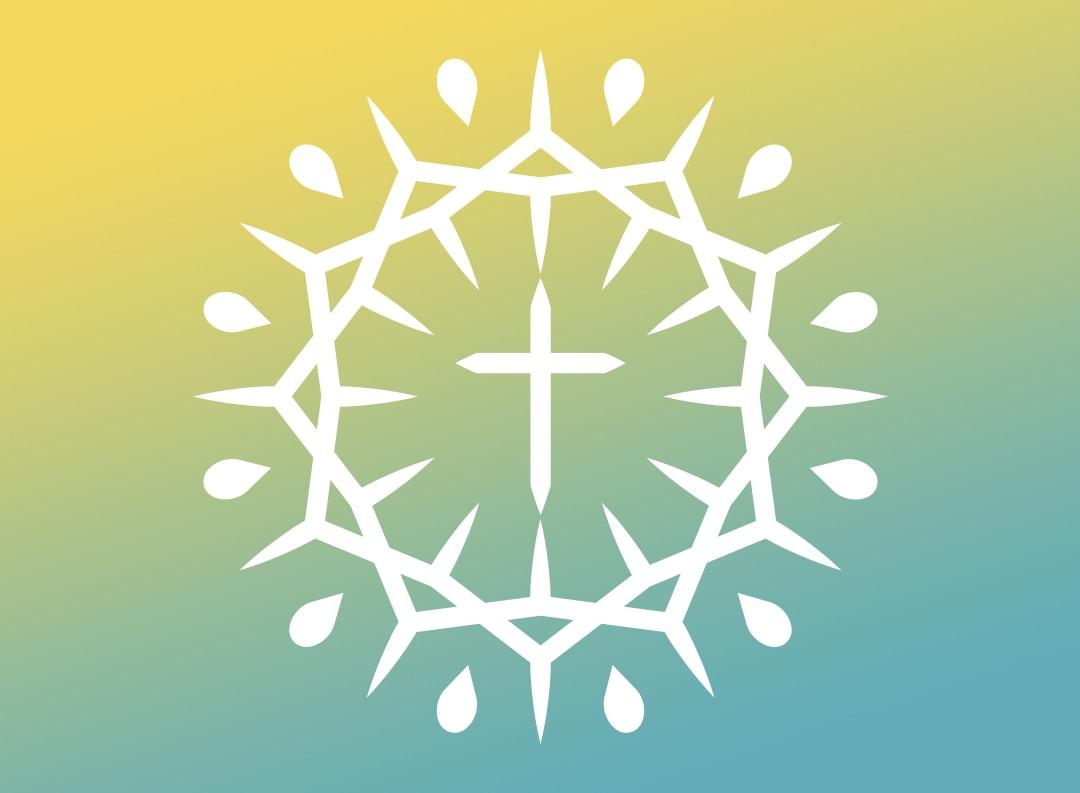 Abzeichen für die Herausforderung zum Auferstehungsfest