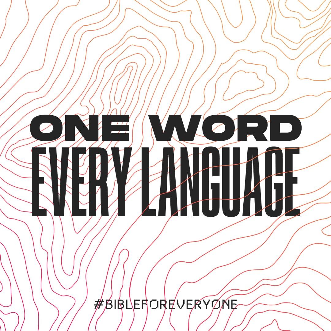 One Word Every Language